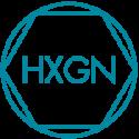 The Hexagon Board Game Cafe Circle Logo